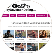 dating sites for harley riders